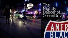 Michael Jackson He's Not - The Nightly Dance Man of Ocean Drive
