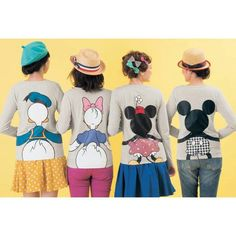 Want the minnie mouse sweater!