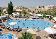 The Three Corners Rihana Resort Hurghada This Nubian-style resort is located in the resort town of El Gouna. The resort offers swimming pools with children's slides, and a range of restaurants. Free parking is available.