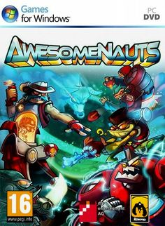 Awesomenauts İndir (Full/PC)