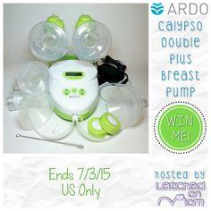 Ardo Calypso Double Plus Breast Pump #Giveaway!