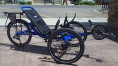 Michaels #Catrike Villager from Utah Trikes #recumbent #trike #UtahTrikes