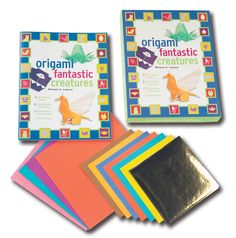 Origami Fantastic Creatures: Michael G. LaFosse: 9780804835848: Amazon.com: Books
