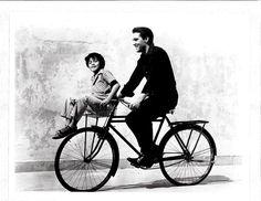 Elvis en bici