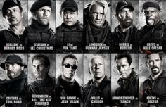 The Expendables 2 - Do I have to explain why I want to see a movie with Chuck Norris, Arnold Schwarzenegger, Bruce Willis, Jean Claude Van Damme and Silvester Stallone in it? Jet Li, It Movie Cast, 2 Movie, Movie List, Movie Stars, Really Good Movies, Great Movies, The Expendables, Sylvester Stallone