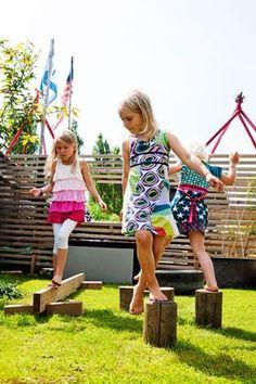 Gör plats för lek i trädgården – sju enkla tips - Tradgard - Hus & Hem