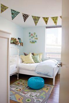Fun Boy's Nursery   photo Kim Christie   design Staphanie Vogler   House & Home