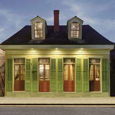 For sale: $2,500,000. Stunning circa 1820 Creole cottage beautifully renovated located in quiet residential area of Vieux Carre'. Main house 2682 sf has 2 beds down & huge Master suite up w/amazing bath/spa & closets. Gorgeous wood floors, spacious gourmet kitchen, 3 wood burning fireplaces, Free standing 968 sq ft 2-story guesthouse has balcony across front over lush courtyard with fountain. Behind guesthouse is heated salt water pool. This is an oasis not to be missed. Contract parking…