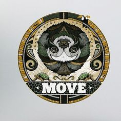 Sloth Move Wall Decal