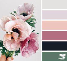 Flora Hues ~ design seeds ~ Bloglovin' (06-06-2017)