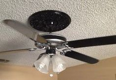 If you have a perfectly good, in working order BRASS (or gold..YUCK) Ceiling fan don't throw them away just yet!! We have already establishe...
