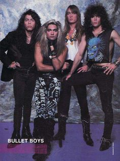 Bulletboys tour dates 2015. Concerts, Tickets, Music | ConcertWith.Me
