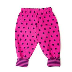 Check out Pink with purple stripes, girls leggings, girls pants, leggings, girls outfit, baby clothing. Size NB - 24 months on minikibabyandkids
