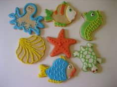 animales del mar 1