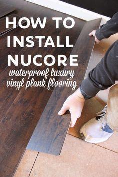 Bhg S Best Home Decor Inspiration Nucore Vinyl Plank Flooring