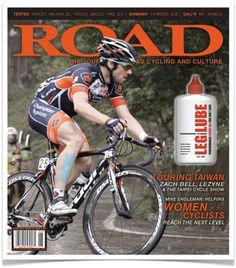 49896c20bac1 ROAD Magazine Call s LEG LUBE Performance Shave Gel