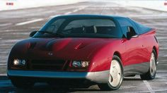 The Saab EV-1 Was A Sexy Swede With Corvette Seats And Composites