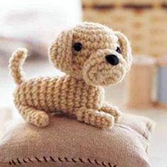 Download Crochet Dog amigurumi pattern - AmigurumiPatterns.net