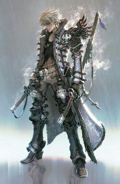 Pretty Boy Swordsman