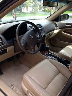Make: Honda Model: Accord Year: 2007 Body Style: Sedan Exterior Color: Black Interior Color: Beige Vehicle Condition: Good For More Info Visit: http://UnitedCarExchange.com/a1/2007-Honda-Accord-719895108943
