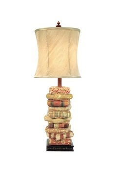 Have A Seat Lamp by Distressed Downtown Style on @HauteLook