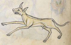 Psalter, Use of Sarum ('The Rutland Psalter') Date c 1260 Add MS 62925 Folio 85v