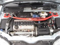 Peugeot 106 s16 Supercharged Bemani