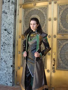 How to Make a Loki Costume (well, sort of) I've put together a list of all of the Loki references I've posted over the past year. Hopefully someone will find them useful. If I've missed anything, or you have any questions, feel free to shoot them my way.