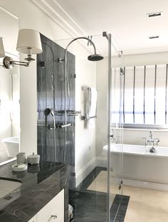 marble bathroom design ah_interior  Aleksandra Heymans