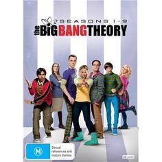 The Big Bang Theory - Box Set S1-9 - $130