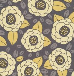 #fabric swatches make great color inspiration for weddings.  Love the cream/ #yellow / pewter!