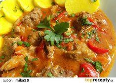 Thai Red Curry, Beef, Chicken, Ethnic Recipes, Food, Meat, Essen, Meals, Yemek