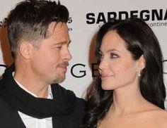 Casamento de Brad Pitt e Angelina pode não acontecer por causa da sogra