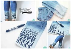 17 Creative Ways To Rejuvenate Old Jeans