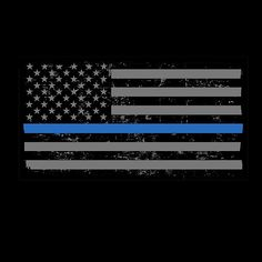 1000+ ideas about Blue Line Flag on Pinterest | Thin Blue Line ...