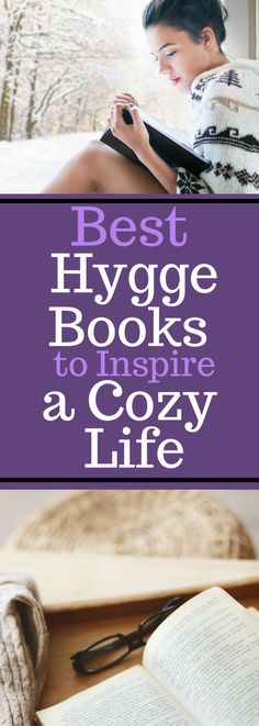 Best Hygge Books to Inspire a Cozy Life