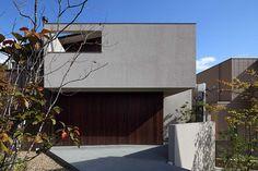 丘の麓に佇む家 大阪府茨木市 | アーキッシュギャラリー