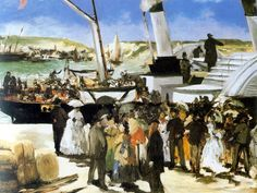Edouard Manet 091 - List of paintings by Édouard Manet - Wikipedia, the free encyclopedia