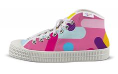 tenisky BonBon mix farebný tikoki Superga, Designer Shoes, Cool Designs, Sneakers, Fashion, Candy, Tennis, Moda, Slippers