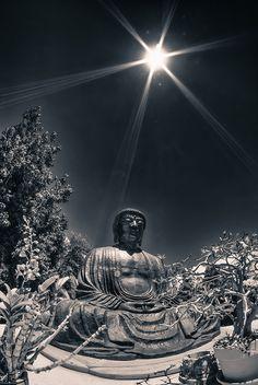 Buddha @ Jodo Mission Maui, Hawaii