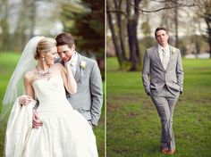 my husband will have a gray tuxedo.