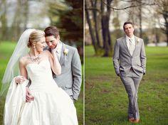 my husband will have a gray tuxedo.