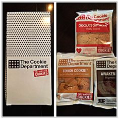 The Cookie Department's pre-packaged cookies are a delicious treat (+ we're giving some away!)