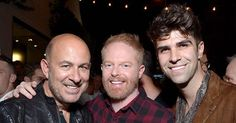 "18 Likes, 1 Comments - HollywoodCiak (@hollywoodciak) on Instagram: ""Host John Varvatos, Jesse Tyler Ferguson, and co-host Justin Mikita attend John Varvatos + OUT…"""