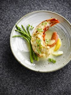 See related links to what you are looking for. Seafood Recipes, Gourmet Recipes, Pasta Recipes, Cooking Recipes, Healthy Recipes, Lobster Dishes, Fish Dishes, Chefs, Western Food