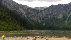 Avalanche Lake is #3 on our list of the best hikes in Glacier National Park with kids