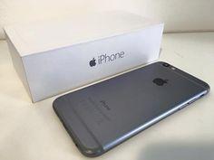 Disponibile iphone 6 16gb space gray perfetto in tutto. Garanzia Apple ufficiale residua fino a febbraio 2017 450,00€ #SALEPRICE #FREEShipping  #rikazs #iphone #smartphone #case #phone case #beautiful #sumsung #technology #original #sony #htc #blackberry