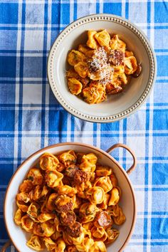 Weekly Menu, Tortellini, Ravioli, Pasta Recipes, French Toast, Food And Drink, Baking, Breakfast, Kitchen