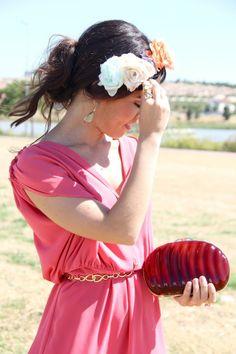 """Este espectacular vestido de @TRIANA by C ideal para una boda como demuestra """"Less Is More"""" Dress, Wedding"""
