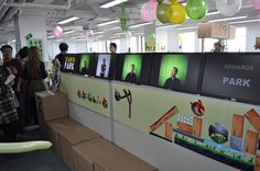 Celebrating Hulu's 4th anniversary- 2012